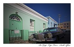 A stroll through #Bo-Kaap is truly a unique experience