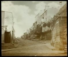 Old Cambridge St,The Rocks Sydney. The Rocks Sydney, Historical Images, Back In The Day, Once Upon A Time, Over The Years, Australia, Cambridge, Park, History