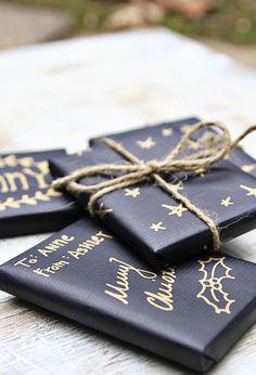 Te contamos diez maneras de envolver tus regalos con mucha personalidad y sorprender a todos.