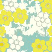 spring has sprung! by fable_design, click to purchase fabric