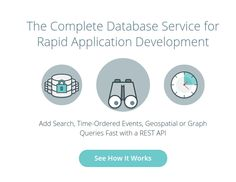orchestrate.io - database as a service - Add Search, Time-Ordered Events, Geospatial or Graph Queries Fast with a REST API