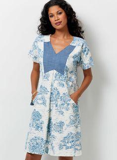 B6567 | Butterick Patterns | Sewing Patterns | pocketses, my precioussss!