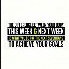 Plan ahead or plan to FAIL... Schedule your workout and plan your meals ;)