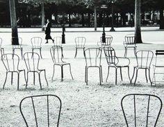André Kertész: Sencillez (supongo que en París)