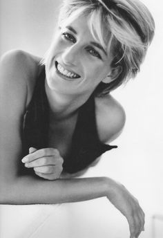 Princess Diana By Mario Testino