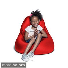 Shop for Nimbus Spandex Bean Bag Chair for Kids. Get free delivery at…