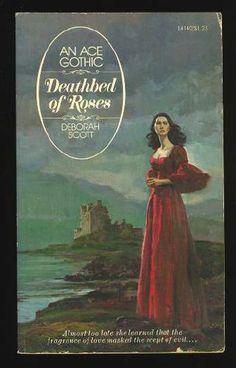 Deathbed of Roses by Deborah Scott