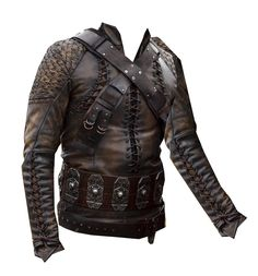 Armour from The Witcher game