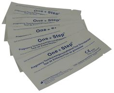 One Step® 30 Pregnancy Tests Ultra Early HCG Urine Strip Home Testing Kit from British Cure Diabetes Naturally, Prevent Diabetes, First Pregnancy, Pregnancy Test, Women Pregnancy, Pregnancy Health, Step Test, Ovulation Test