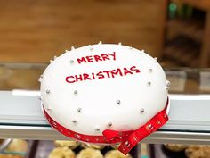 Dont forget to order your Christmas cake ready for Christmas before its to late Cake Shop, Sponge Cake, Welsh, Merry Christmas, Lunch Box, Forget, British, Treats, Cakes