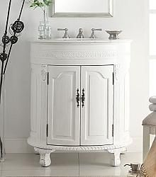 "32"" Diana (DA-752) : Bathroom Vanity #Diana #HomeRemodel #BathroomRemodel #BlondyBathHome #BathroomVanity"