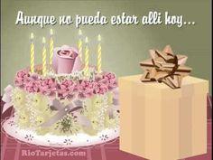 Tarjetas de Cumpleaños Gratis Feliz Cumpleaños Animadas - YouTube