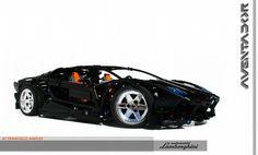 Lego Technic Supercar