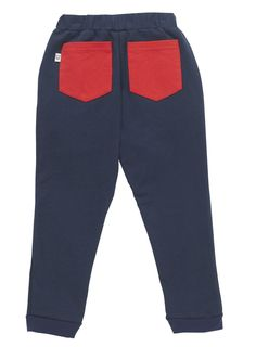 THE OUTDOOR PANT - NAVY
