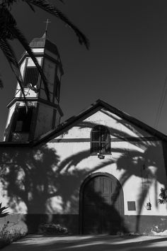 Iglesia de El Molle, Valle del Elqui, Chile