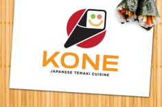 Design 7 Studio logo - Kone (Japanese Temaki Cuisine)