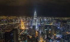 VIDEO Explore the city of Kuala Lumpur watching these 2 time-lapse videos   #Malaysia #timelapse