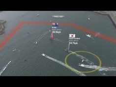 The Augmented Reality America's Cup  Augmented reality is making sailboat racing a thrilling spectator sport