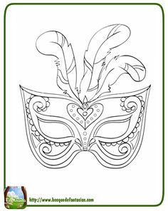 Colouring Pages, Coloring Sheets, Coloring Books, Carnival Crafts, Carnival Masks, Artist Point, Felt Mask, Mardi Gras Beads, Printable Adult Coloring Pages