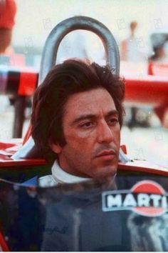 """Al Pacino en """"Un instante, una vida"""" (Bobby Deerfield), 1977"""