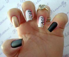 nails art unhas decoradas artisticas cute grande dicas