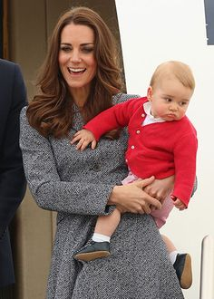 O clã da rainha Elizabeth II só faz crescer com a chegada de seus bisnetos