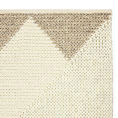 Triangle Border Rug | Serena & Lily