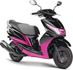 India Yamaha Motors will be launching their new gearless scooter, Ray in India next month. This new Yamaha scooter is expected to be priced between Rs.45,000 to Rs.50,000. Yamaha Motors have started accepting booking for the 125cc Ray and have signed Deepika Padukone to endorse the scooter.