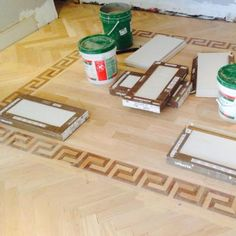 Consider hiring Adrian Chetan if you are in need of a professional help in vinyl tiles installation. Aside from installing vinyl tiles, he also offers hardwood floor refinishing and repair services.