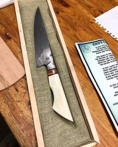 Knives And Tools, Knives And Swords, Survival Essentials, Edc Tactical, Farm Tools, Chef Knife, Custom Knives, Knife Making, Blacksmithing