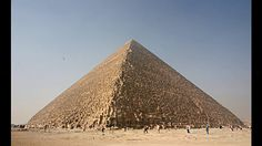 The GIZA PYRAMID and FLOOD story are one and the same? (CANT BE A SHIP!)