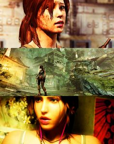 Nothing can beat the old tomb raiders but the remake was magnificent. I was so impressed by the detail and graphics. I'm looking forward to the next Tomb raider to be released. I' sure all the guys are looking forward to see if Lara will be wearing the short shorts she did not sport in this one. And all the girls will be looking forward to just seeing how much more badass shit she will do. ;D