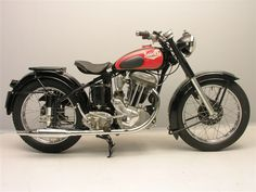 1952 Saroléa Vedette 350cc