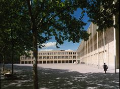 Rafael Moneo 1996 Laureate, Logrono Town Square, Logrono, Spain, 1981 Ebro, Town Hall, Postmodernism, Facade, Architecture Design, The Selection, Cathedral, It Works, Inspiration