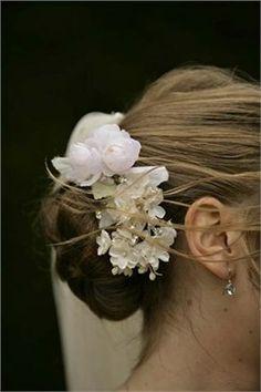Sarah image2 from L.A's Bridal Hair