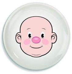 Assiette Visage à décorer garçon - Vaisselle & verrerie - CADEAUX - Renaud-Bray.com - Livres + cadeaux + jeux