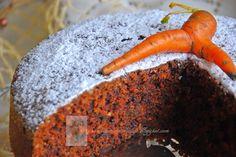kuchnia w czekoladzie: Ciasto marchewkowe z bakaliami Sausage, Cook, Meat, Recipes, Sausages, Ripped Recipes, Cooking Recipes