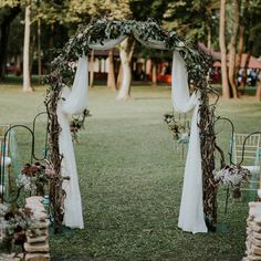 Wedding Arches, October 23, Our Wedding Day, Ladder Decor, Table Decorations, Home Decor, Decoration Home, Room Decor, Wedding Ceremony Arch