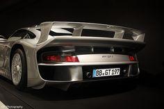 Porsche 911 GT1 @ Porsche Museum