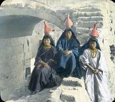 Egypt in the Early 1900s: Rare Vintage Lantern Slides | Brain Pickings