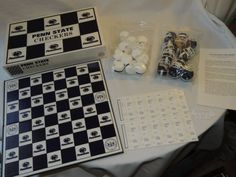Vintage 1994 Penn State Collegiate Checkers Big Leagues Promotions Corp. PA NCAA #Vintage #1994 #PennState #Collegiate #Checkers #BigLeaguesPromotionsCorp #PA #NCAA