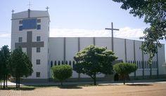 Matriz  Imaculada Conceição - Mamborê (PR)