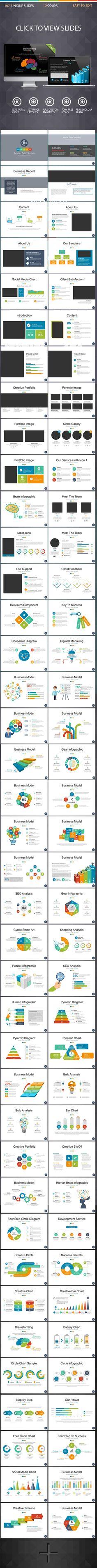 Webinar Request PowerPoint Template | Template, Business powerpoint ...