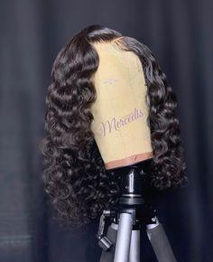 Baddie Hairstyles, Weave Hairstyles, Pretty Hairstyles, Hairstyle For Girls Video, Curly Hair Styles, Natural Hair Styles, Birthday Hair, Hair Laid, Braids For Black Hair