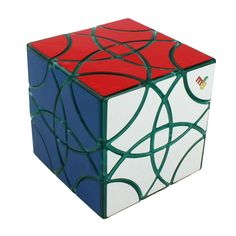 Beautiful Color ,do you like this cube ?