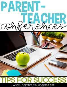 Successful Parent Teacher Conferences are an important part in developing a positive and productive relationship with parents. Most conferences are quick so it's important to be as prepared as possible. From seating arrangements to exit strategies, this blog post includes SO many ideas and strategies to make the most of your conferences. If you are a PreK, Kindergarten, or First Grade teacher, this is a must read before your next parent-teacher conference!