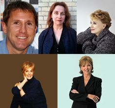 The Top Contemporary Writers of Romance