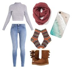 Autum by sipe on Polyvore featuring UGG, Gray Malin and Old Navy