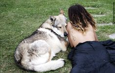 women who run with wolves. Never give up on something you believe in
