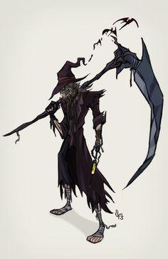 Scarecrow by Sam Filstrup